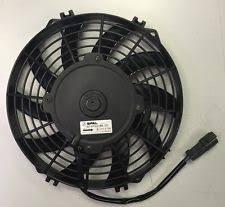 spal fan spal fan assembly 9 inch 12v