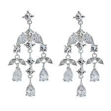 hollywood starlet chandelier earrings