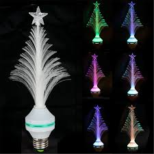 Aliexpress.com : Buy 10pcs Multi Colors Changing Christmas Tree ...