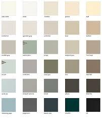 Beyond Paint Color Chart Custom Cabinet Paint Colors Decora Cabinetry