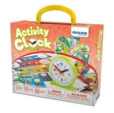 <b>Miniland</b> Набор обучающий Часы 45311 купить в Краснодаре