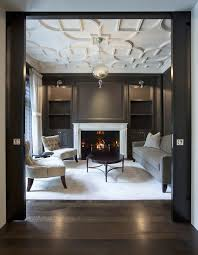 dark media room. dark media room ceiling living traditional with glass pendant chandeliers t