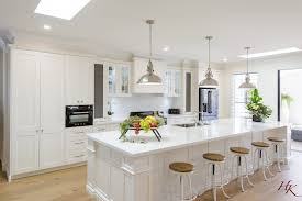 Beautiful hampton style kitchen designs ideas Design Inspiration Hamptonsstylekitchenisland Harrington Kitchens Hampton Style Kitchen Gallery Harrington Kitchens