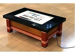interactive coffee table catchy touch screen coffee table coffee tables ideas touchscreen coffee table design ideas