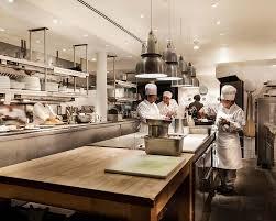 Restaurant Kitchen Tile Mercer Kitchen Nyc Luxury Kitchen Restaurant Ideas With Leather