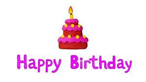 Birthday Cake Animation Images Axeishme