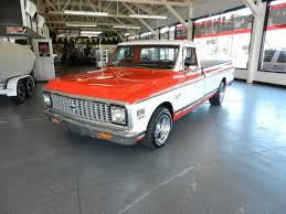 1972 Chevy C10 Super Cheyenne