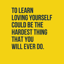 Learn How To Love Yourself Quotes Best of 24 Inspirational Love Yourself Quotes Lovequotesmessages