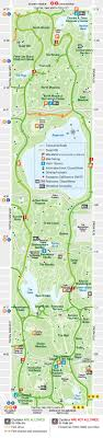 interactive central park map  the official website of central