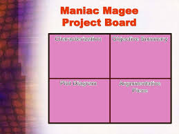 Maniac Magee Plot Chart Thursday October 6 2016 Today You Will Needed Bell