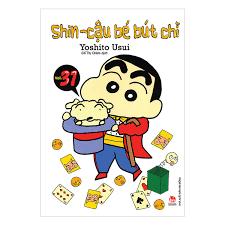 Shin - Cậu Bé Bút Chì Tập 31 Ebook PDF/EPUB/PRC/MOBI