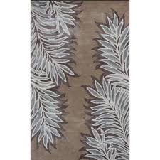 large picture of kas rugs bob mackie home 1003 caramel folia 5 x 8