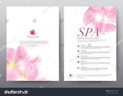 Spa Background Design Layout Template Elements Presentation Background Design For