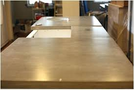 best concrete countertop sealer duck concrete
