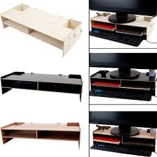 decorative wood desktop computer monitor and similar items s l1600
