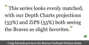 Postseason Preview St Louis Cardinals Vs Atlanta Braves