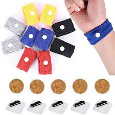 KONGDY 10 Pcs Sea Motion Sickness Wrist Bands ... - Amazon.com
