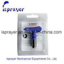 China Airless Paint Spray Tip Nozzle With All Sizes China