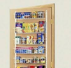 Wire Rack Adjustable 72 Pantry Door   eBay
