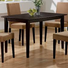 Rectangle Dining Room Tables Shop Coaster Fine Furniture Clayton Cappuccino Rectangular Dining