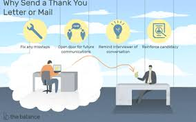 After Interview Thank You Letter Sample Job Interview Thank You Letter And Email Examples