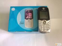 Сотовый телефон Motorola C650 б/у Цена ...