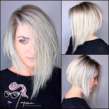 49 y asymmetrical bob haircuts