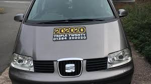 SEAT ALHAMBRA 2.0 TD 60 PLATE NEW ENGINE/CAMBELT 6M DUDLEY TAXI ...