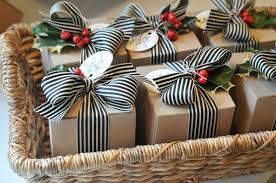 Creative Christmas Gift Wrapping Ideas  Clean And ScentsibleBeautiful Christmas Gift Wrap