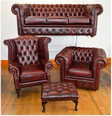 Second Hand Chesterfield Sofa