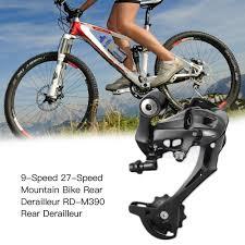 <b>RD M390</b> Rear Derailleur 7 8 9 Speed <b>MTB Bike Bicycle</b> Derailleur ...