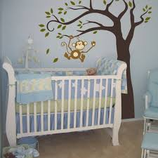Small Picture Nursery Wall Painting Ideas Makipera Best Baby Wall Designs Home