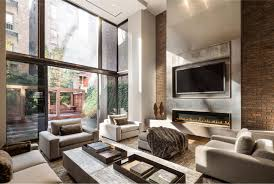 Modern Living Room With Fireplace Living Room Design With Tv And Fireplace House Decor