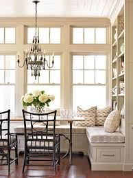 Built In Kitchen Banquette Designs