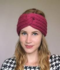 Free Knitted Headband Patterns Interesting Knit Headband Pattern Free Knitted Headband Patterns Omg Heart