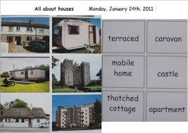 different types of houses history geography and sphe site looking at houses senior infants