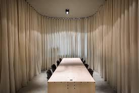 Trendy office designs blinds Contemporary Gallery Of Un Curtain Office Dekleva Gregoric Architects Template Expolicenciaslatamco Curtain Office Laraexpolicenciaslatamco