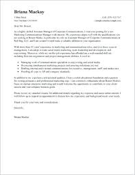Marketing Director Cover Letter Sample Property Manager Cover Letter