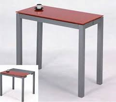 Elegant Mesa Cocina Moderna Plegable Extensible 6