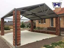 gable roof patio professionals mackson