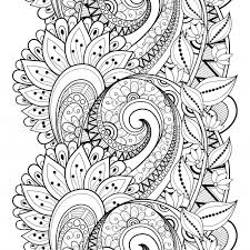 Small Picture Flower Doodle Coloring Page Flower doodles Doodles and Adult