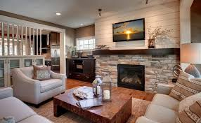 best decorating ideas for small living room with brick fireplace