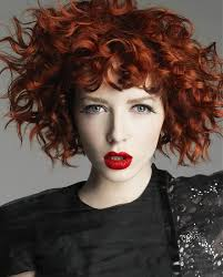 Colorful Hairstyles 67 Stunning Curls Curly Hair Pinterest Red Hairstyles My Hair And Style