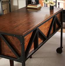 industrial office furniture. Tremendous Industrial Style Office Furniture Simple Design Empire Desk