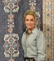 patina vie founder sarah willett s collaboration with karastan continues to grow with the recent debut of vintage tapis a new construction with a