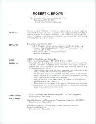 Warehouse Objective Resume Best Of Example Of A Good Objective For A Resume Warehouse Objective For