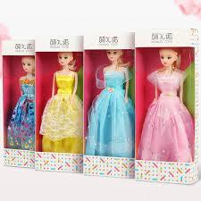Adorable Promise Bobbi Doll House Girl Toys Kindergarten Doll Gift ...