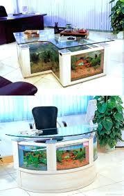 office desk fish tank. Aquarium Office Desk Clever Design With Golden Fish Aaa Http Bestpickr Tank .