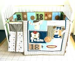 sports crib bedding sports theme crib bedding mickey mouse baby set boy football sets sports nursery