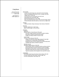 design resume example example graphic design resume examples of resumes